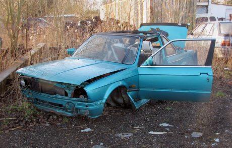 קונה רכבים לפירוק בחולון- הפתרון שלכם!